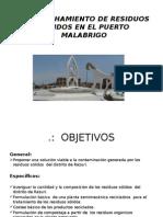 APROVECHAMIENTO DE RESIDUOS S+ôLIDOS EN EL PUERTO MALABRIGO.pptx
