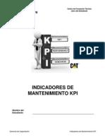 Indicadores de Mantenimiento Kpi