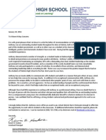 letter of recommendation (koskos)