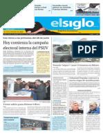 Edición Impresa El Siglo Martes 26-05-2015
