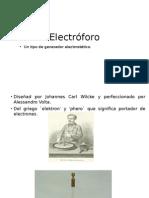 Electróforo