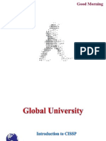 Global University CISSP Introduction