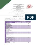 Formato de Autoevaluación Sesion 7 y 8