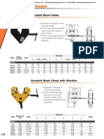 CM Beam Clamp Brochure