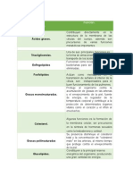 Carbohidratos y Lipidos Mas La Conclucion y Bibliografia de Todos