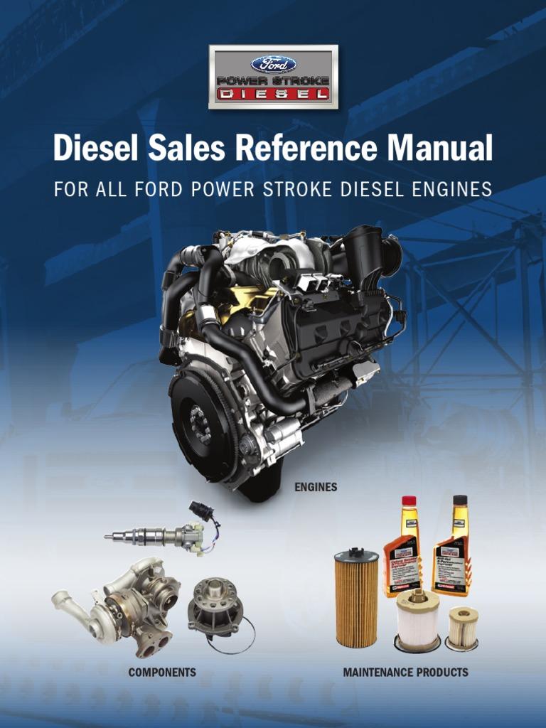 3 Kits FD4615 11-17 6.7L Powerstroke Fuel Filter For F250 350 450 550 650 750