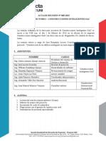 5.Sección a - Grupo 3_Acta de Reunión