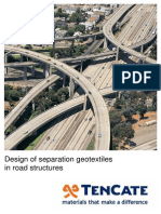 Design of Separation Geotextiles in Road Structures-Tencate