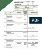 MEE-2111 Maquinas Electricas - Jornalización - II-2015