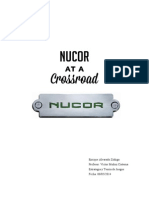 Nucor at a Crossroad