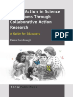 Taking Action in Science Classrooms Through Collaborative Action Research A Guide for Educators