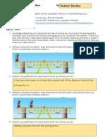 activity - balancing act simulation