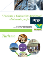 Turismo y Educacion Ambiental Eduforest