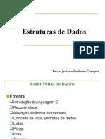 Introducao - Estrutrura de Dados