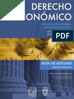 Derecho Economico 4 Semestre Guía de Estudio UNAM SUA