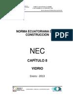 Nec Cap8 Vidrioa