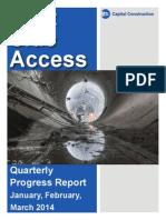East Side Access- Quarterly Report 2014 Q1.pdf