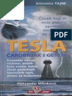Tesla, Carobnjak i Genije