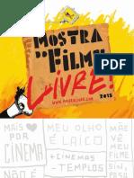 Catálogo Mostra do Filme Livre 2015