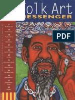 Folk Art Messenger