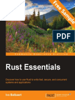 Rust Essentials - Sample Chapter