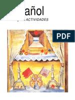 Libro de Actividades Español primer grado 1993