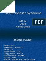 Steven Jhonson Syndrom