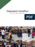 Degustare Carrefour