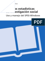 técnicas estadísticas