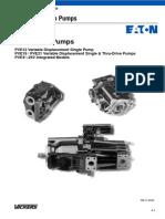 Eaton hidraulic pumps