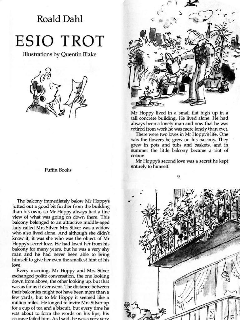 7225363 Roald Dahl Esio Trot