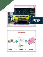 Automatización Instrumentacion Industrial