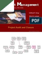 Proj Audit