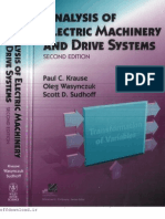 Analysis of Electric Machinary and Drive Systems.pdf