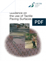 Tactile Paving Surfaces