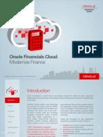 Oracle Financials Cloud eBook