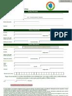 formulario afiliacion