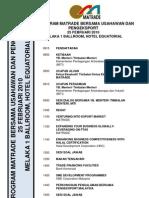 Program Seminar Matrade