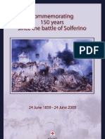 150 Years Solferino South Africa ICRC