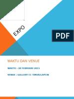 Presentasi Expo Dosen