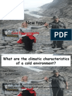 l1 - cold climates and characteristics