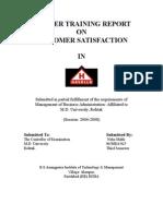 customer satisfaction havells.doc