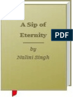 Nalini Singh - A Sip of Eternity (Guild Hunter #6.9)