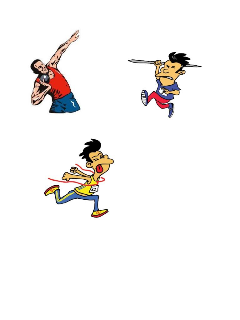 Gambar Kartun Sukan