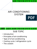 Presentation on HVAC by Team ABS Air Tech Gurgaon