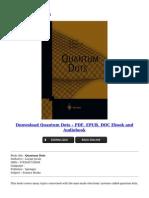 quantum-dots