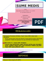 Resume Medis