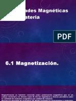 Propiedades Magnéticas Expocision de Electromagnetismo