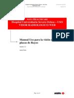 Manual Agfa Rx