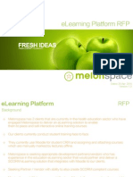 Melonspace ELearning RFP V1 0